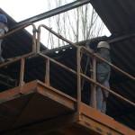 Desmontaje cubiertas