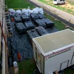 Desmontaje de cubiertas y fachadas de fibrocemento